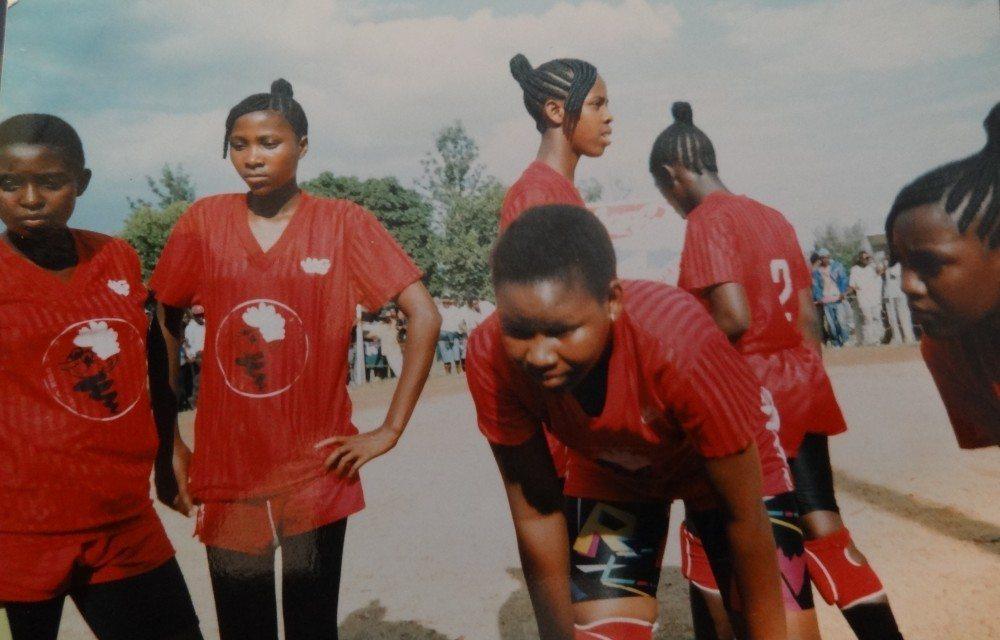 Timu ya Dodoma Girls Volleyball, ilitokana na matunda ya Umitashumta na Umiseta.