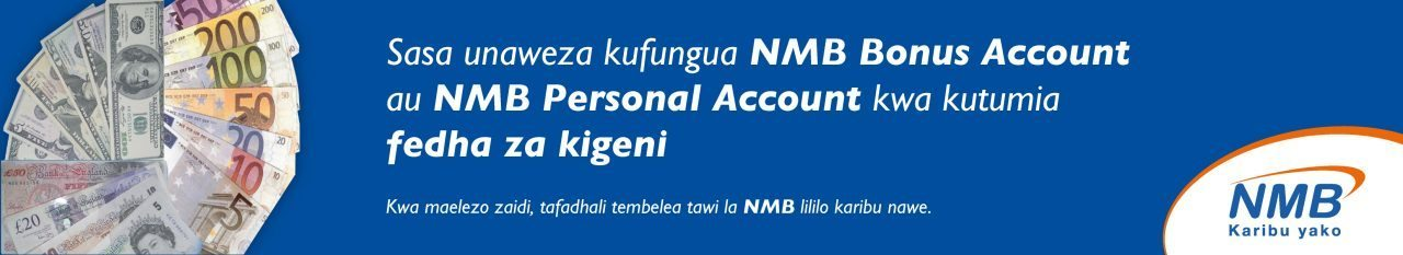 NMB Bank Advertiser