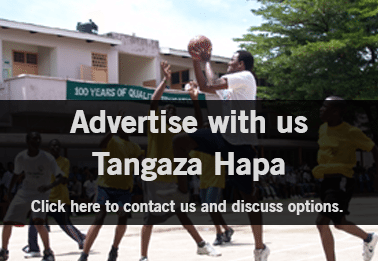 Advertise with Tanzania Sports