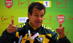 Soccer - Dunga File Photo
