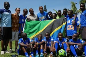 Lack of sports investment in Tanzania