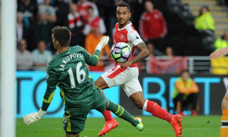 Arsenal waliambulia sare ya 0-0