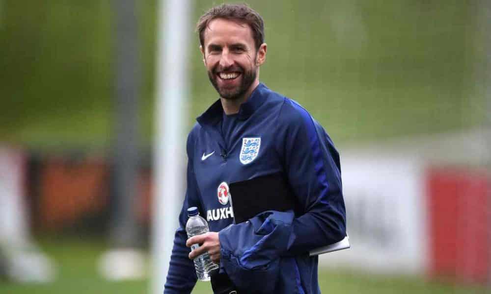 Gareth Southgate, Meneja mpya wa England