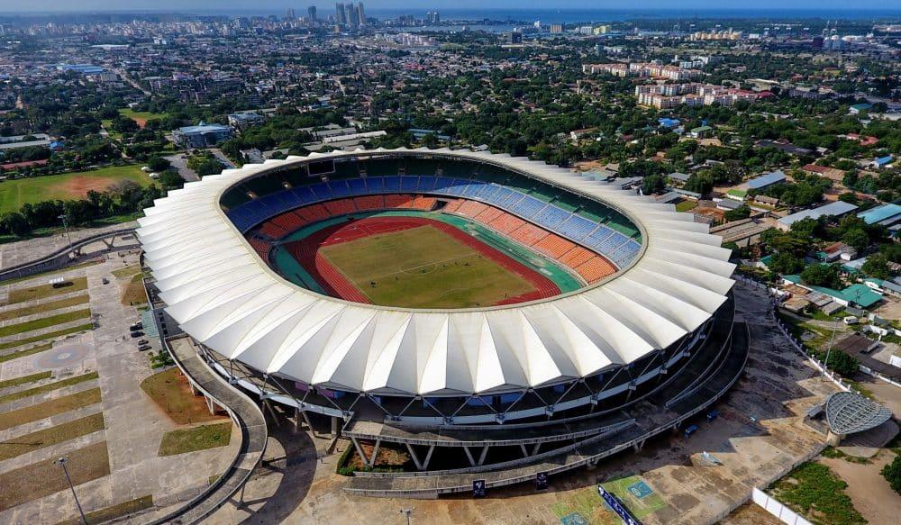 Mkapa Stadium