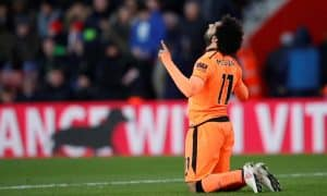 Mohamed Salah thanks to Allah for every goal he scores for Liverpool.