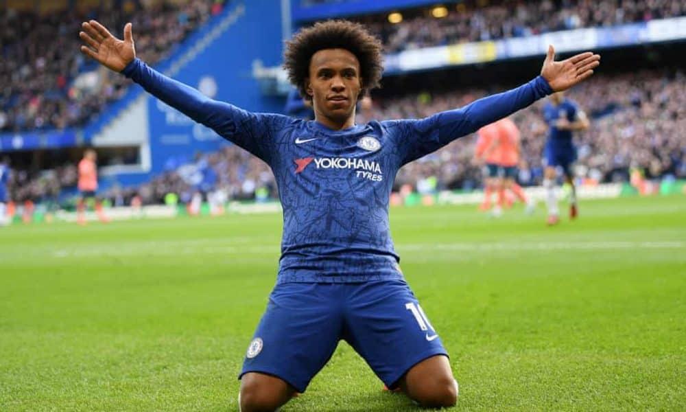 Mchezaji wa timu ya Chelsea