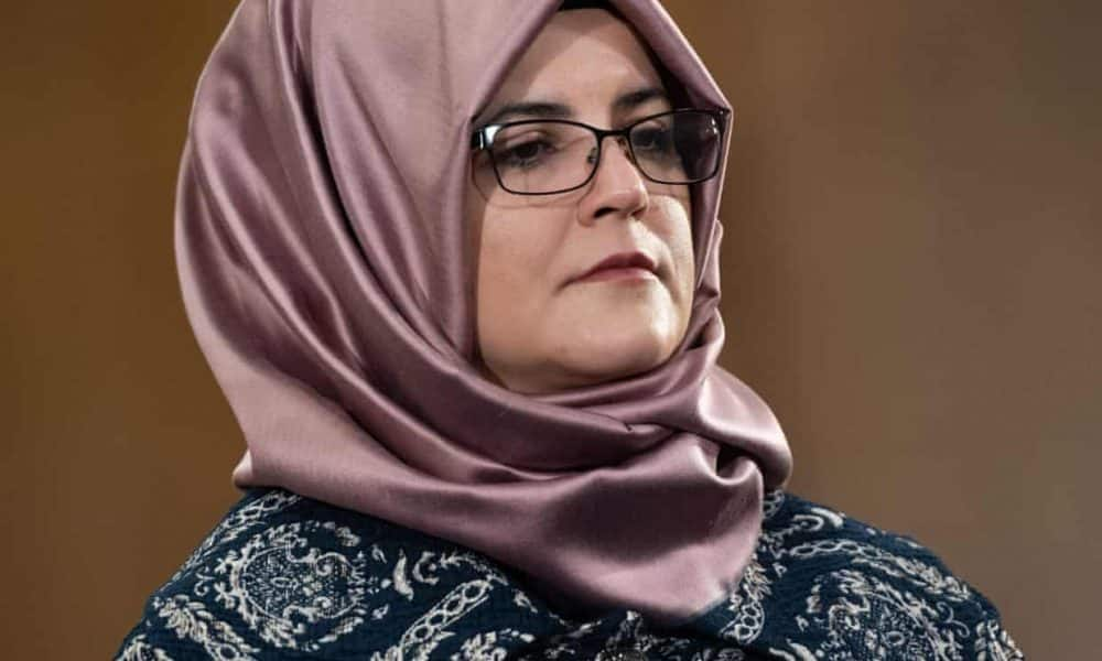 Hatice Cengiz tells Premier League the proposed deal is incompatible with its charter