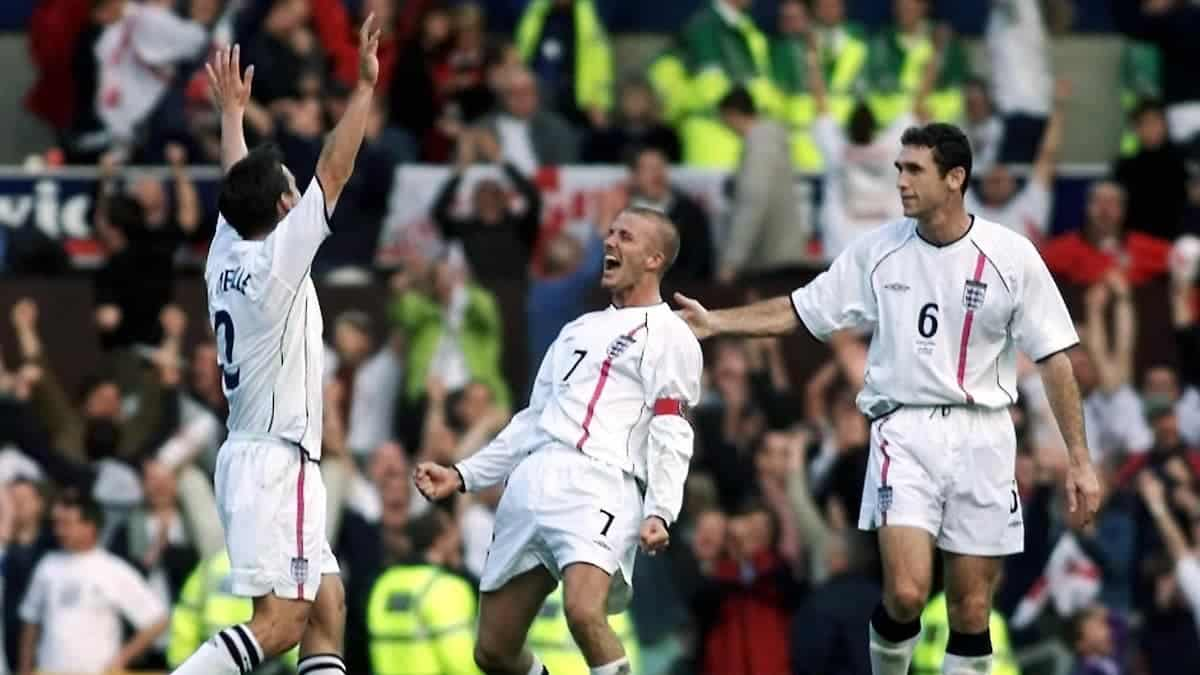 David Beckham anayechukiwa zaidi England.