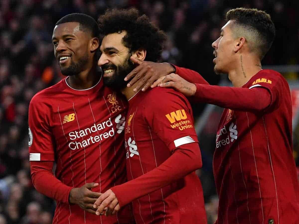 Liverpool Bingwa