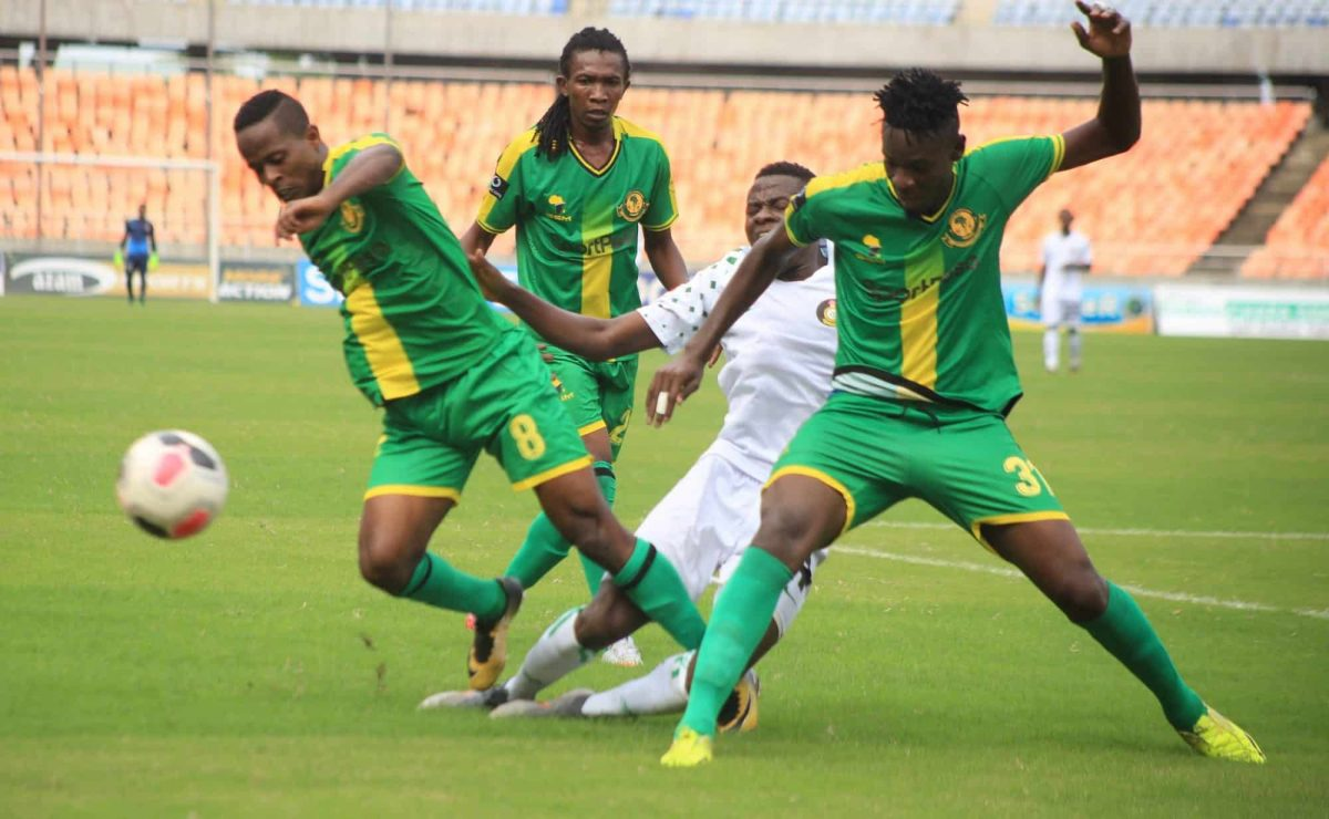 Dar young africans