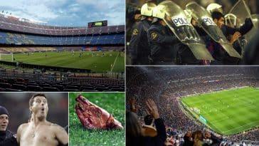 Visa vya Camp Nou