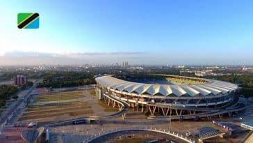 Benjamin Mkapa Stadium Dar