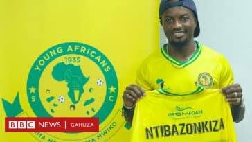 Saido Ntibazonkiza