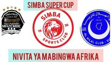 Simba Super Cup