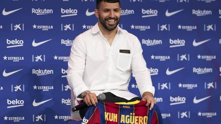 "Kun"" Aguero"